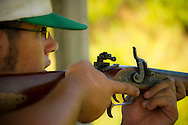 Oklahoma Muzzle Loading Rifle state contest