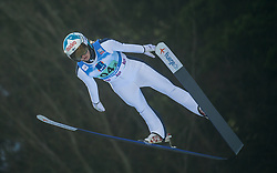 RAUTIONAHO Jenny (FIN) during First round on Day 1 of FIS Ski Jumping World Cup Ladies Ljubno 2020, on February 22th, 2020 in Ljubno ob Savinji, Ljubno ob Savinji, Slovenia. Photo by Matic Ritonja / Sportida