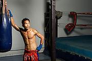 Pattaya Thai Boxer