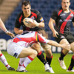 Edinburgh Rugby v Newport Gwent Dragons | Rabodirect Pro12 League | 23 March 2012