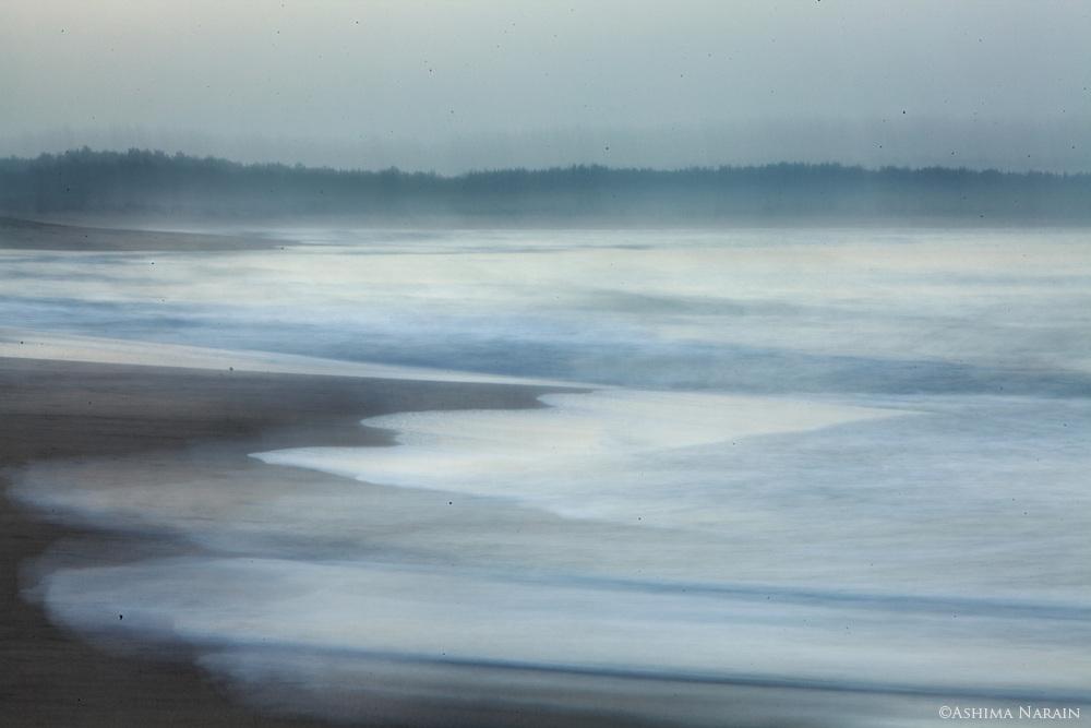 Early Morning at Gomti Mata Beach.