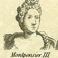 MONTPENSIER, ANNE MARIE LOUISE, Duchess of