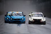 Kevin GLEASON, RC Motorsport, Lada Vesta WTCC, Nestor GIROLAMI, Polestar Cyan Racing, Volvo S60 WTCC<br /> <br /> 64th Macau Grand Prix. 15-19.11.2017.<br /> Suncity Group Macau Guia Race - FIA WTCC<br /> Macau Copyright Free Image for editorial use only