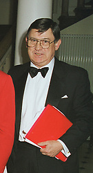 MR TONY COCKLING Lord Marshall's right hand man at BA. at a dinner in London on 2th February 1999.MOT 19 MORO