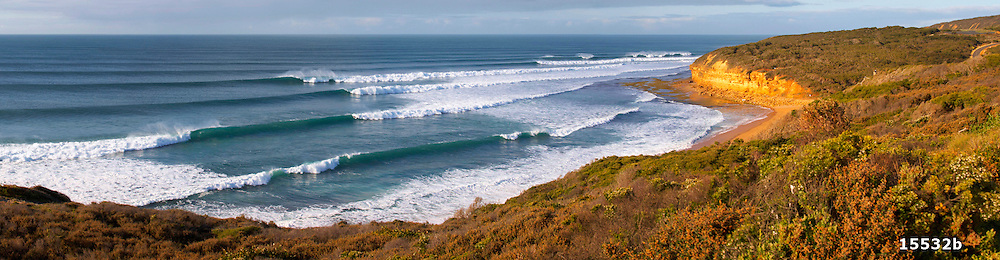 spring swell at Bells Beach