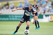 SYDNEY, AUSTRALIA - NOVEMBER 17: Melbourne Victory forward Amy Jackson attacking during the round 1 W-League soccer match between Sydney FC Women and Melbourne Victory Women on November 17, 2019 at Netstrata Jubilee Stadium in Sydney, Australia. (Photo by Speed Media/Icon Sportswire)