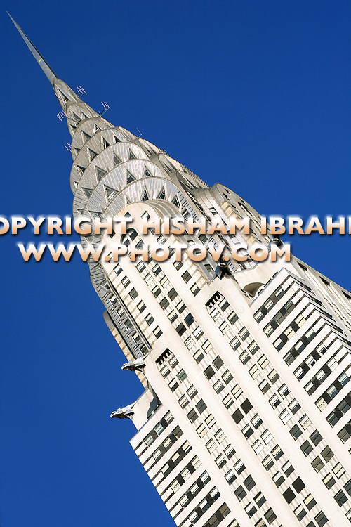 Chrysler Building, Manhattan, New York, USA