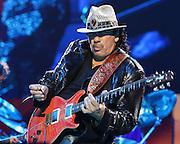 So smooth, Santana performs live at the Scotabank Saddledome in Calgary on Monday, Aug. 4, 2014. (Jenn Pierce/Calgary Herald)