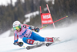 03.12.2017, Beaver Creek, USA, FIS Weltcup Ski Alpin, Beaver Creek, Riesenslalom, Herren, 1. Lauf, im Bild Ted Ligety (USA) // Ted Ligety of the USA in action during his 1st run of men's Giant Slalom of FIS ski alpine world cup in Beaver Creek, United Staates on 2017/12/03. EXPA Pictures © 2017, PhotoCredit: EXPA/ Johann Groder