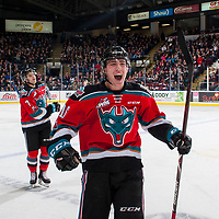 111017 Vancouver Giants at Kelowna Rockets