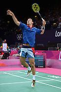 Badminton - Team GB - London 2012