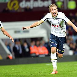 Aston Villa v Spurs   Premier League   2 November 2014