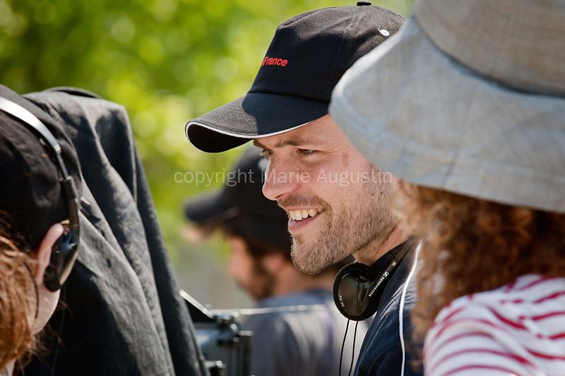 Antonio HEBRARD, tournage scène imposée - emergence 2011