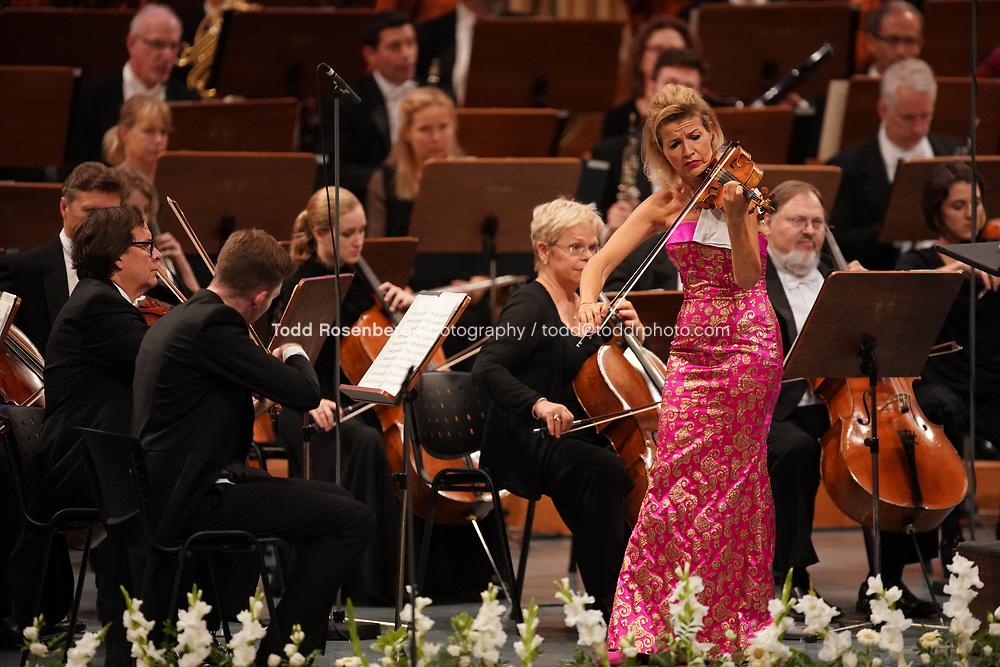 9/8/17 7:19:32 PM  Pittsburgh Symphony Orchestra 2017 European Tour.<br /> <br /> Sound Check and Concert<br /> <br /> CONCERT,<br /> Manfred Honeck, conductor<br /> Anne-Sophie Mutter, violin<br /> Enescu, Concert Overture on Romanian Themes in A<br /> major, Op. 32<br /> Dvorak, Concerto in A minor for Violin and Orchestra<br /> Mahler, Symphony No. 1 in D major<br /> <br /> &copy;&nbsp;Todd Rosenberg 2017