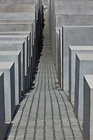 jewish Holocaust Memorial, in berlin germany