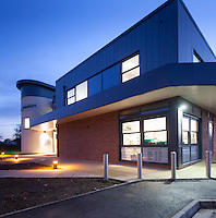 Health Centre, Market Weighton, Yorkshire