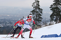 10.03.2016, Holmenkollen, Oslo, NOR, IBU Weltmeisterschaft Biathlion, Oslo, 20km, Herren, im Bild Rafal Penar (POL) // during Mens 20km individual Race of the IBU World Championships, Oslo 2016 at the Holmenkollen in Oslo, Norway on 2016/03/10. EXPA Pictures © 2016, PhotoCredit: EXPA/ Newspix/ Tomasz Jastrzebowski<br /> <br /> *****ATTENTION - for AUT, SLO, CRO, SRB, BIH, MAZ, TUR, SUI, SWE only*****