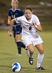 20070921 - #4 Virginia v Liberty (NCAA Women's Soccer)