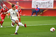 Russia v Germany Women 250717
