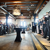 Nederland, Amsterdam , 5 juli 2010..Presentatie aan 200 Amsterdamse ondernemers van college van Amsterdamse Wethouders in restaurant Fifteen..Foto:Jean-Pierre Jans
