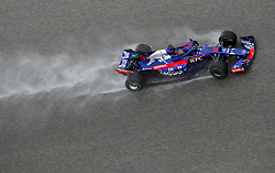 October 19, 2018 - Austin, United States - Motorsports: FIA Formula One World Championship; 2018; Grand Prix; United States, FORMULA 1 PIRELLI 2018 UNITED S GRAND PRIX , Circuit of The Americas , #28 Brendon Hartley (NZL Toro Rosso, Ferrari) (Credit Image: © Hoch Zwei via ZUMA Wire)