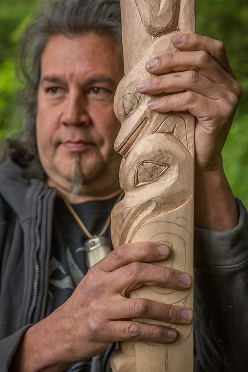 Carver Tommy Joseph, Sitka, Alaska