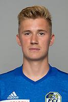 10.07.2017; Luzern; FUSSBALL SUPER LEAGUE - FC Luzern;<br /> Marvin Schulz (Luzern) <br /> (Martin Meienberger/freshfocus)