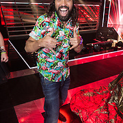 NLD/Amsterdam/20131129 - The Voice of Holland 2013, 3de show, Vince Irie