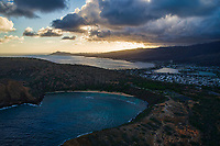 Hanauma Bay & Hawaii Kai Neighborhood (right)
