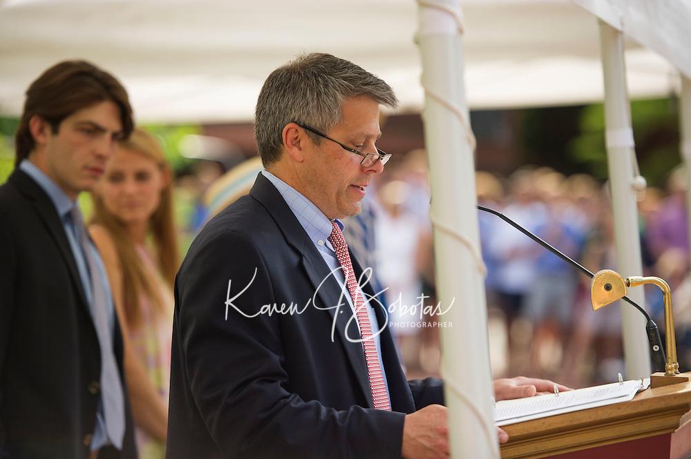 St Paul's Reunion Day.  ©2016 Karen Bobotas Photographer