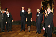 H.R.H. The Infanta Dona Cristina de Borbon and Her husband Mr Inaki Urdangari, Curator Dawson Cair.  Spanish Ambassador and his wife. Velasquez private view, Sainsbury Wing, National Gallery,16 October 2006. DO NOT ARCHIVE-© Copyright Photograph by Dafydd Jones 66 Stockwell Park Rd. London SW9 0DA Tel 020 7733 0108 www.dafjones.com