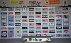 09.07.2016, Wien, AUT, Ö-Tour, Österreich Radrundfahrt, 7. Etappe, Bad Tatzmannsdorf nach Wien/Kahlenberg, im Bild Tribüne leer // during the Tour of Austria, 7th Stage from Bad Tatzmannsdorf to Vienna/Kahlenberg Wien, Austria on 2016/07/09. EXPA Pictures © 2016, PhotoCredit: EXPA/ Reinhard Eisenbauer