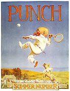 (Punch Summer Number 1926 Cover)