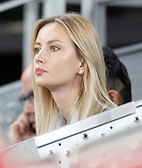 Tomas Berdych's girlfriend Ester Satorova during the Madrid Open at Manzanares Park Tennis Centre, Madrid<br /> Picture by EXPA Pictures/Focus Images Ltd 07814482222<br /> 06/05/2016<br /> ***UK &amp; IRELAND ONLY***<br /> EXPA-ESP-160506-0001.jpg