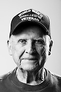Dr. Robert E. Jenkiins<br /> Navy<br /> Sept. 1942 - Jan. 1946<br /> WWII (Pacific)<br /> <br /> Veterans Portrait Project<br /> Chicago, IL