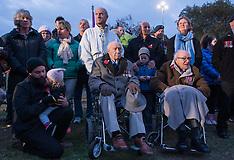 Christchurch-ANZAC Day dawn service