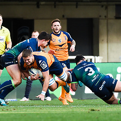 Paul WILLEMSE  of Montpellier  during the Heineken Champions Cup, Pool five match between Montpellier and Connacht at Altrad Stadium on January 19, 2020 in Montpellier, France. (Photo by Alexandre Dimou/Icon Sport) - Altrad Stadium - Montpellier (France)