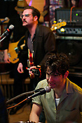 Philly band, Low Cut Connie, performs an intimate show at Ray's Happy Birthday bar in South Philly.
