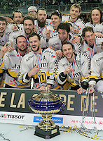 Victoire Rouen   - 25.01.2015 - Rouen / Amiens - Finale Coupe de France 2015 de Hockey sur glace<br />