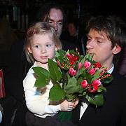 NLD/Den Bosch/20080222 - Premiere Pinokkio, Gene Thomas met dochter Nanou
