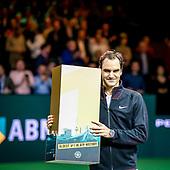 Roger Federer - Robin Haase