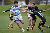 20150831 Hurricanes U15 Rugby Tournament - St Pat's Silverstream v Wairarapa College