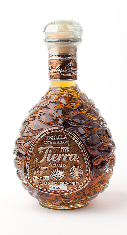 Mi Teirra anejo -- Image originally appeared in the Tequila Matchmaker: http://tequilamatchmaker.com