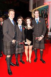 © London News Pictures. 07/11/2013. London, UK. Catherine Steadman attending Virgin Media Shorts, BFI IMAX. Photo Credit: Raimondas Kazenas/LNP