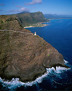 Makapuu Lighthouse, Makapuu, Oahu, Hawaii, USA<br />