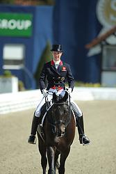 Tomlinson Laura, (GBR), Rosalie B<br /> Qualification Grand Prix Special<br /> Horses & Dreams meets Denmark - Hagen 2016<br /> © Hippo Foto - Stefan Lafrentz