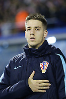 ZAGREB, CROATIA - NOVEMBER 09: Portrait of Mario Pasalic of Croatia during the FIFA 2018 World Cup Qualifier play-off first leg match between Croatia and Greece at Maksimir Stadium on November 9, 2017 in Zagreb, Croatia. (Luka Stanzl/PIXSELL)