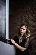 Maria Alyokihina (Marija Wladimirowna Aljochina), i took her portrait in the staircase of Mousonturm in Frankfurt, Germany.<br /> <br /> photo &copy; peter-juelich.com