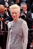 Actress Tilda Swinton at the Opening Ceremony and The Dead Don't Die gala screening at the 72nd Cannes Film Festival Tuesday 14th May 2019, Cannes, France. Photo credit: Doreen Kennedy