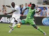 US Soccer vs Nigeria